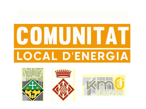 comunitat energetica amb escuts per banner